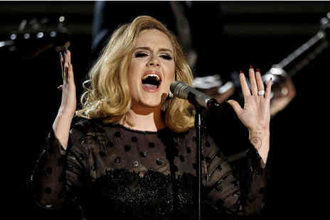 Adele Concert - Two nights Stay in a Standard Room - Save 0%