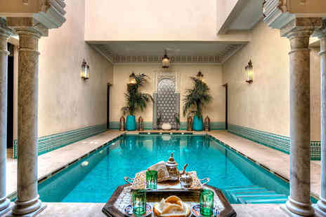 Riad Kniza - Five Star 5 nights Stay in a Senior Suite - Save 52%