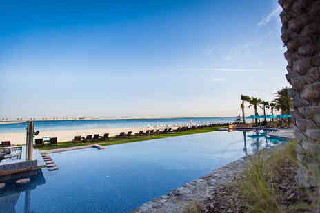 Jebel Ali Beach Hotel - Five Star 4 nights Stay in a Garden View Room - Save 70%