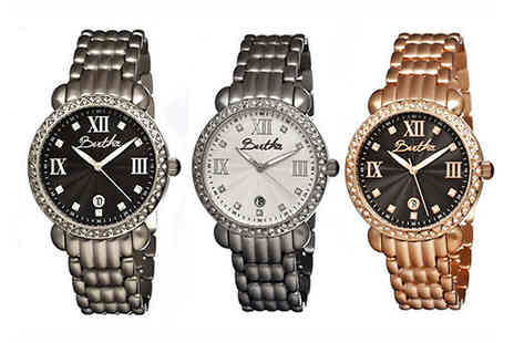 Ideal Deal - Ruth Bertha Watch Three Designs - Save 81%