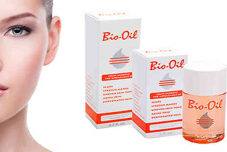 The Beauty Retreat - Bio Oil  60ml or 125ml - Save 60%