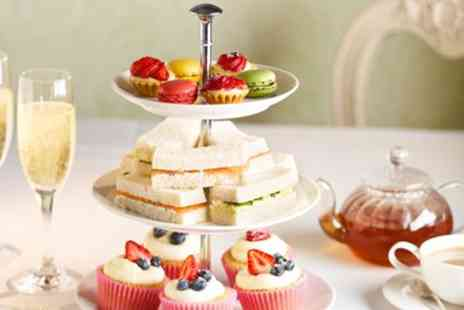 Shrigley Hall Hotel - Afternoon Tea & Bubbly for 2 - Save 49%