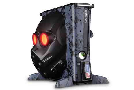 Groupon Goods Global GmbH - Calibur11 MLG Vault 3D Armoured Gaming Case for Xbox 360 - Save 79%