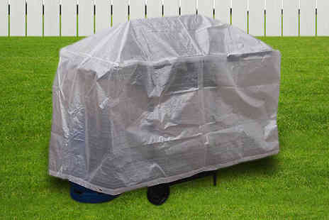 Tooltime UK - Large Waterproof BBQ Cover - Save 0%