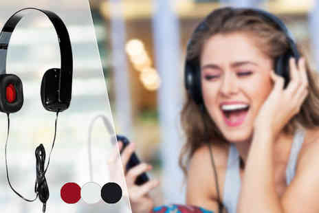 Cappie International - Hi Fashion Headphones Three Colour Options - Save 0%