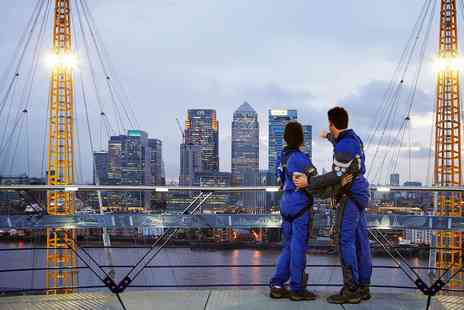 Barc Ansco Roofwalk - Climb The O2 & Get Souvenir Photo - Save 35%