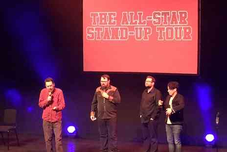 All Star Stand Up - All Star Stand Up Tour - Save 40%