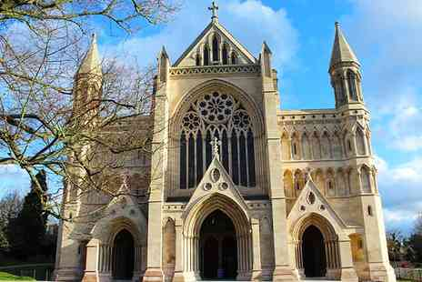Abbot's Kitchen - Cream or Afternoon Tea for One or Two with Optional Tour of Cathedral - Save 0%