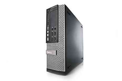 Wesellmac - Refurbished Dell Optiplex SFF 990 Including Keyboard and Mouse - Save 0%