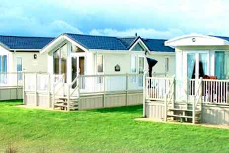 Grange Leisure Park - Three or Four Night Caravan Stay For Up to 6 or 8 With Entertainment Passes - Save 61%