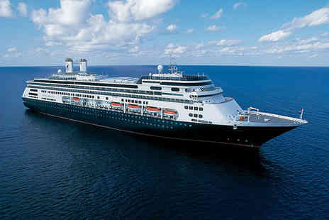 MS Volendam - 18 nights Stay in MS Volendam Hong Kong to Singapore and VV - Save 35%