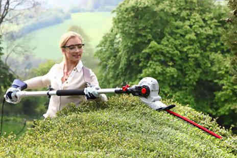 Jean Patrique - Eckman lightweight telescopic hedge trimmer - Save 64%