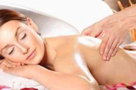 Ellys - Back, neck and shoulder massage, a full facial plus an eyebrow shape and brow and lash tint - Save 69%