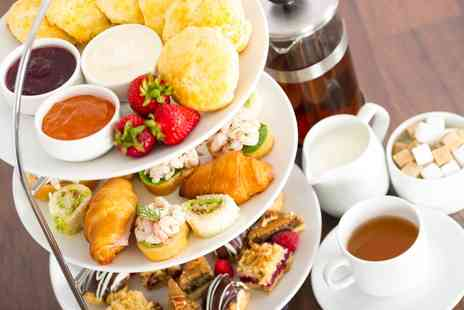 76 Bar & Grill - Afternoon Tea for Two or Four with Optional Prosecco - Save 50%