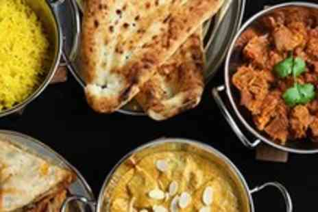 Cafe Noor - Delicious authentic Indian dinner for 2 with a drink - Save 60%