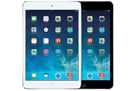Clickwrap - Refurbished Apple iPad Mini 2 Retina 16GB WiFiin White or Black for With Free Delivery - Save 0%