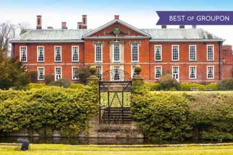 Bosworth Hall Hotel - Market Bosworth Stay For 2 With Breakfast and Pimms and Spindles Access With Option For Dinner - Save 0%