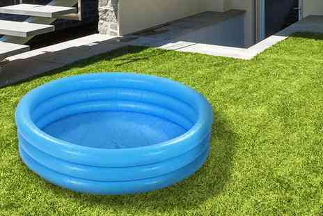 "UK Home and Garden Store - 45"" x 10"" paddling pool or 58"" x 13"" pool, or 66"" x 16"" pool - Save 56%"