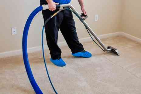 KASKA Services - Professional Carpet Cleaning For One or Two Rooms and a Hallway  - Save 0%