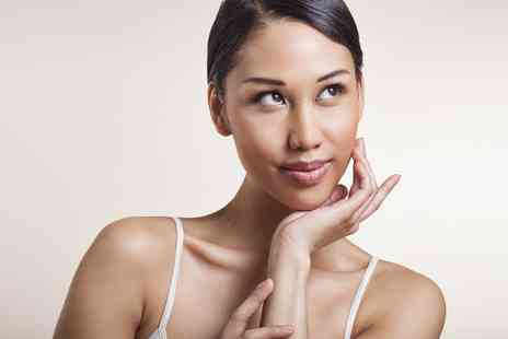 Precision Cosmetics - Three Sessions of IPL Hair Removal on One Small or Medium Area - Save 80%