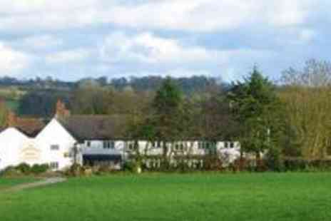 The Lordleaze Hotel - Picturesque two night Somerset break for two bookings until the 30th April 2012 - Save 67%