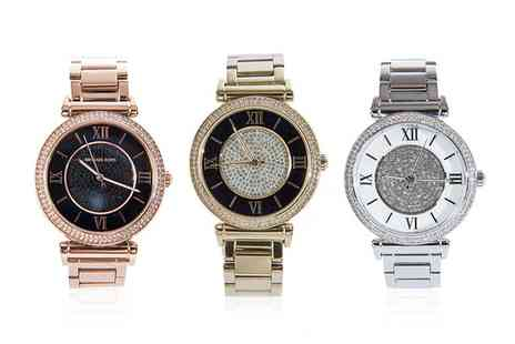 Outlet Perfumes - Michael Kors Ladies Watches in Choice of Design - Save 35%