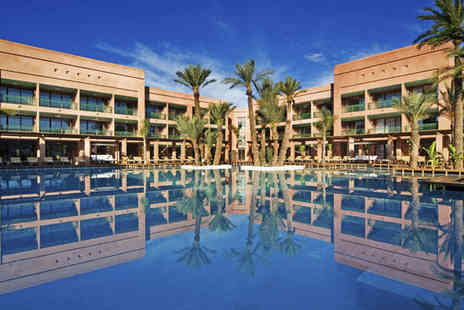 Hotel du Golf Marrakech - Five Star 3 nights Stay in a Standard Room with view - Save 70%
