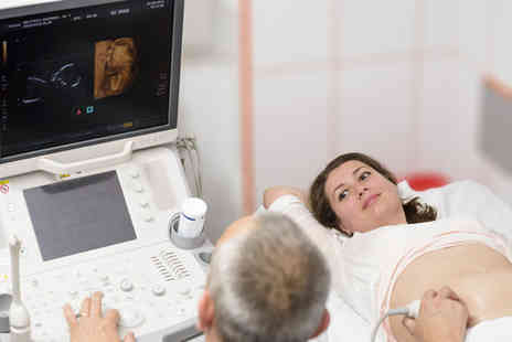 Gosforth Medical Centre - Gender Scan or a 4D Baby Scan - Save 28%