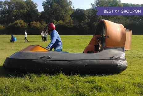 High Cross Hovercraft - High Cross Hovercraft 90 Minute Driving Experience - Save 51%