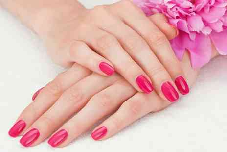 Elegant Beauty Mobile - Manicure, Pedicure or Both - Save 40%