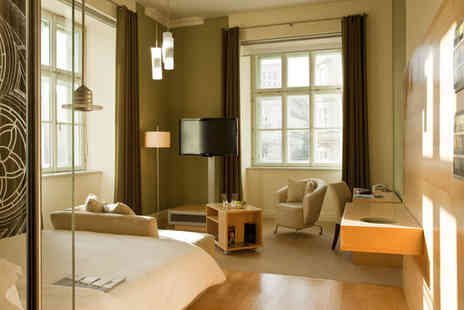 Le Meridien Vienna - Five Star 2 nights Stay in an Executive Room - Save 56%