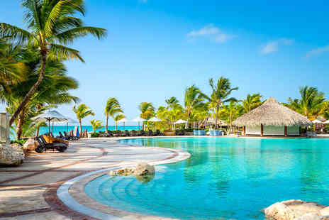 Sanctuary Cap Cana by Alsol - Five Star 7 nights Stay in a Monarch Garden View Villa - Save 49%
