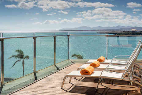Arrecife Gran Hotel & Spa - Five Star 7 nights Stay in a Suite - Save 58%