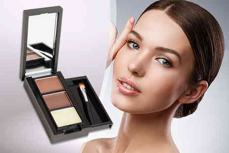 GetGorgeous - Mirrored eyebrow compact - Save 65%
