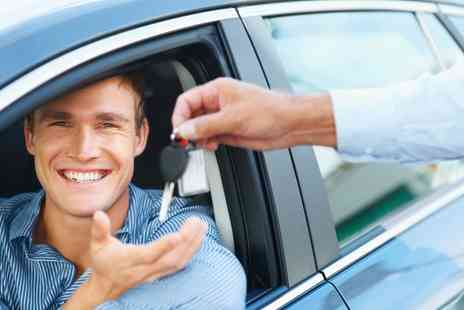 Hookshire Driving School - 90 Minute or Three Hour Driving Tuition - Save 83%