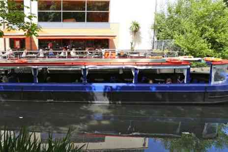 Lee and Stort Boats - River Lee Waterbus Sightseeing Trip for One Child, One Adult or a Family - Save 0%