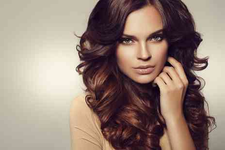 Dare Salon and Academy - Cut, Blow Dry and Half Head Highlights or Full Head Colour with Condition - Save 79%