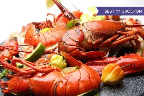 Lobster London - £100 to Spend on Food and Drink  - Save 51%
