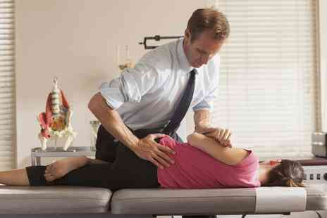 Imperial Health - One or Two Chiropractic Adjustment Treatments with an Initial Assessment - Save 60%
