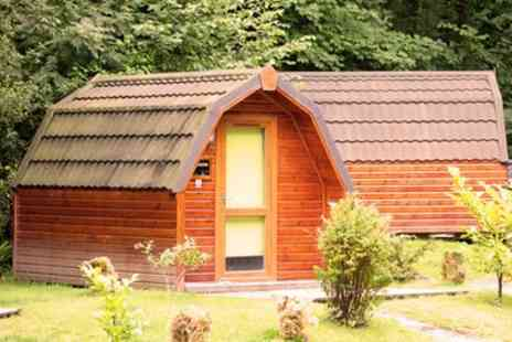 Billing Aquadrome - Three Night Camping Pod Stay For Up To Four - Save 33%