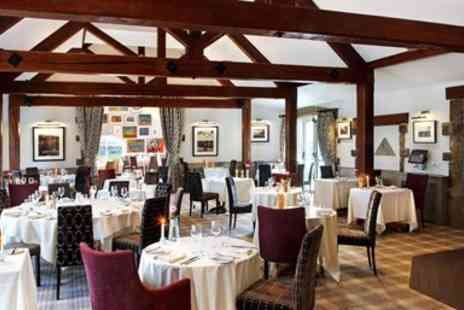 Coniston Hotel - Afternoon Tea & Pimms for 2 - Save 38%