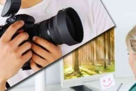J Pegg Photography - Choice of Four Hour Photography and Photoshop Course - Save 79%