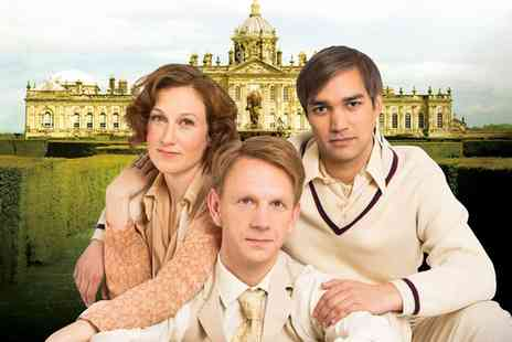 Nuffield Theatre - Brideshead Revisited Band C Ticket, Nuffield Theatre, 10 To 14 May - Save 38%