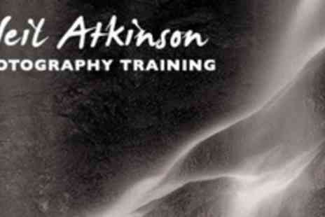 Neil Atkinson - Beginners DSLR Photography Course Lasting Three Hours With Print - Save 65%
