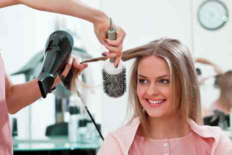 Candy Hair & Beauty - Cut and Blow Dry with Half or Full Head Bleach Highlights - Save 0%