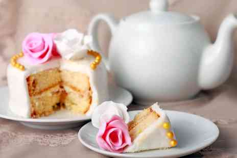 The Grange Manor Hotel - Savoury Afternoon Tea for Two or Four with Optional Champagne - Save 50%