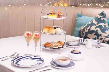 Voltaire Bar - Afternoon Tea with Cocktails or Pommery Champagne for Two - Save 59%