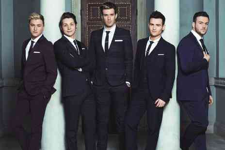Panash Entertainment - Celebrate Leeds Entry featuring Collabro for One or Two on 25 June  - Save 40%