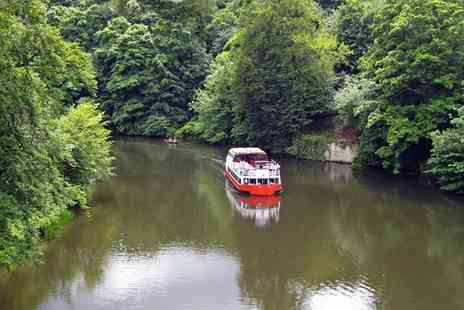 Prince Bishop River Cruiser - Durham River Boat Cruise For Two or Four - Save 0%