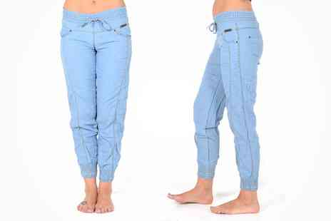 Groupon Goods Global GmbH - Womens Lee Cooper Light Denim Jeans - Save 80%